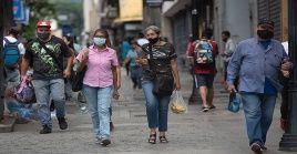 Venezuela ha realizado  2.417.898 pruebas de coronavirus, lo que representa 80.597 test por millón de habitantes.