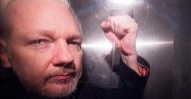 El caso de Assange lleva en los tribunales desde 2013, cuando comenzó un proceso que, de concretarse, lo llevaría a la prisión en Estados Unidos con una condena de 175 años.