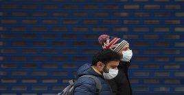 Según el Ministerio de Salud del Reino Unido, este lunes se registraron 58.784 nuevos contagios de coronavirus.