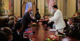 Comisiones similares se presentarán ante los otros tres Poderes del Estados venezolano.