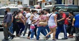 En la provincia de Guayas se reportaron 195 contagios en el parte ofrecido por el Ministerio de salud pública en las últimas 24 horas