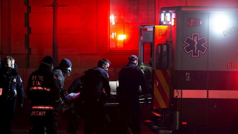 El desborde de violencia dentro y fuera del Congreso de los Estados Unidos en rechazo a los resultados electorales, finalizó con la muerte de cuatro personas, decenas de heridos y 68 detenidos registrados hasta los momentos.