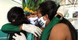 Hasta mediados de diciembre, unos 45.000 indígenas de Brasil se habían infectado de Covid-19 y más de 900 habían perdido la vida.