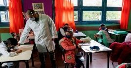Argentina promueve el regreso a una enseñanza presencial con cuidados, como vía para potenciar el aprendizaje.