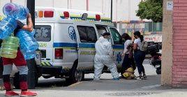 Venezuela registra 4.985 casos activos de coronavirus, de los cuales 2.852 son atendidos en hospitales públicos.