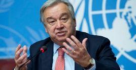 Según António Guterres la pandemia ha empujado a 88 millones de personas a la pobreza y ha puesto a más de 270 millones en riesgo de inseguridad alimentaria.