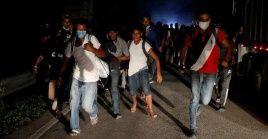 Desde el 1 de enero se ha promovido en Facebook la primera caravana de migrantes hondureños hacia EE.UU.