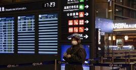 El comercio exterior de China se recuperó rápidamente, dijo el portavoz chino Zhao Lijian.
