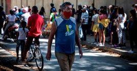En esta jornada fallecieron seis personas, con lo que se eleva a 1.101 el total de víctimas fatales por el coronavirus.