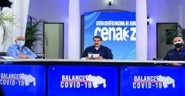 Pdte. Maduro inaugura Centro Científico de Ozono en Venezuela