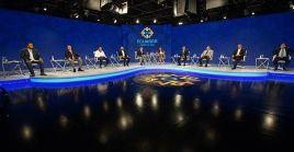 Este domingo se llevó a cabo el segundo debate presidencial obligatorio en Ecuador.