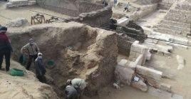 Las investigaciones continuarán para revelar otros detalles en más del 70 porciento de las piezas encontradas.