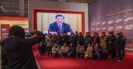 Además de Xi, participarán en los debates telemáticos el presidente de Corea del Sur y los primeros ministros de India y Japón.