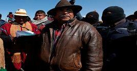 Líderes políticos de Bolivia se unieron a los mensajes de condolencias por el deceso del líder indígena Felipe Quispe.