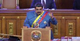 Maduro recordó que los Estados Unidos se han erigido como un imperio el cual ha invadido a más de 100 países