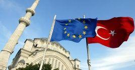 Turquía y la Unión Europea entraron en desacuerdo debido a las exploraciones turcas de hidrocarburosen aguas del Mediterráneo oriental.