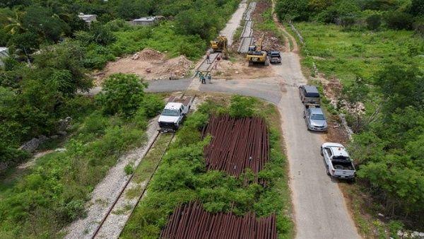 Diferentes colectivos sociales han denunciadoque el proyecto invadeterritorioocupado por pueblos originarios mayas.