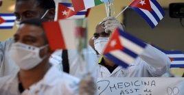 La Brigada Henry Reeve fue fundada en 2005 por el líder de la Revolución cubana, Fidel Castro.