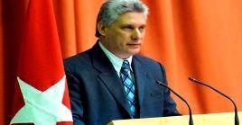 El mandatario cubano se refirió al asedio este miércoles por supuestos activistas contra el Ministerio de Cultura.