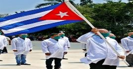 El canciller de Cuba, Bruno Rodríguez Parrilla expresó que lacooperación de Cuba responde a la máxima martiana de la hermandad entre los pueblos.