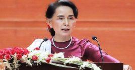 Nyunt en sus declaraciones, también dejó entrever que en las próximas horas podría ser arrestado por miembros del Ejército de Myanmar.