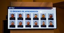 Los policías fueron detenidos por su presunta participación en los hechos del pasado 23 de enero.