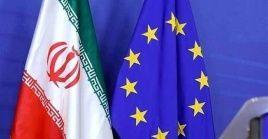El ministro de Relaciones Exteriores de Irán solicitó a la UE que gestionara el regreso de Teherán y Washington al acuerdo nuclear.