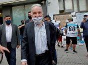"""Maradona""""tenía que tener un control médico clínico permanente"""", expresó Alfredo Cahe, quien fue el médico de cabecera del astro entre los años 1978 y 2009."""
