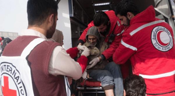 Cruz Roja y Media Luna Roja, ¿Cuál es su misión?