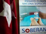 Cuba también desarrolla a la par los candidatos vacunales Soberana 01, Mambisa y Abdala.