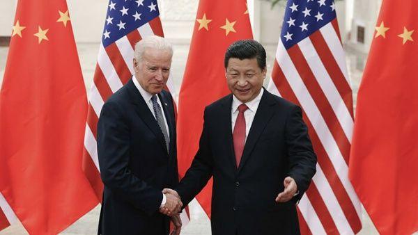 """El mandatario estadounidense compartió sus saludos y buenos deseos para el pueblo chino con motivo del Año Nuevo Lunar""""."""