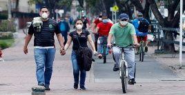 La vicepresidenta venezolana, Delcy Rodríguez, indicó que el país totaliza 131.476 contagios de coronavirus.