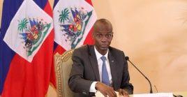 El gobernante Jovenel Moïse resaltó que la calma ha vuelto a Haití.