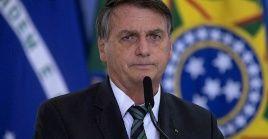 """Otra de las razones por las que se pide la deposición de Bolsonaro refiere los""""crímenes contra los biomas del Amazonas y Pantanal""""."""