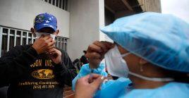Venezuela contabiliza 133.927 personas infectadas de la Covid-19.
