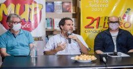 El coordinador de Feria del Libro Chaqueña y Regional, Rubén Bisceglia apuntó que hay confirmadas 30 sedes en todo el nordeste argentino.