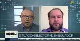 Paul Salazar explicó que la OEA no tiene la capacidad de exigir nada.
