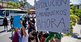 Los firmantes pidenjusticia y reparación para las víctimas de la violencia ejercida por agentes del Estado.