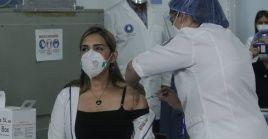"""El presidente Nicolás Maduro afirmó: """"Arrancamos esta primera fase de inmunización con buen pie, en esta lucha contra la pandemia""""."""