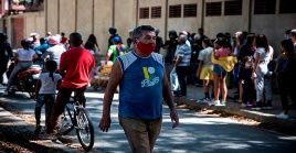 Venezuela llegó a 135.114 contagios confirmados de coronavirus y 127.143 personas recuperadas de la dolencia.