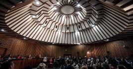 Moreno enfatizó que las ilegales sanciones contra la nación venezolana, también afecta al sector de la Justicia.