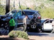 Los alguaciles dijeron que Tiger Woods probablemente salvó la vida porque llevaba puesto el cinturón de seguridad.