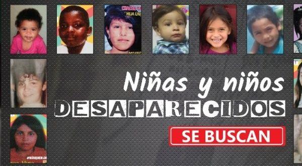 Cuatro menores desaparecen cada día en Colombia, revela estudio