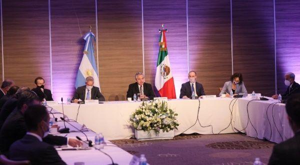 Pdte. argentino invitado en conmemoración del Plan de Iguala en México