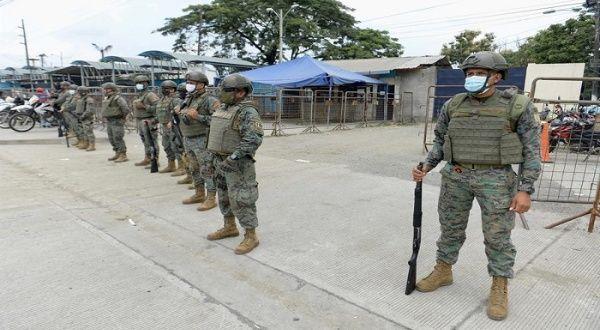 Reportan en Ecuador nuevo enfrentamiento en cárceles