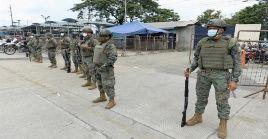 Los enfrentamientos han tenido lugar en la cárcel número cuatro de Guayaquilsin que por el momento se registren choques en otros centros penitenciarios del país.