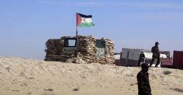 Las unidades del ELPS realizaron diferentes acciones entre las que se señalan los bombardeos en la región de Galb Adleim.