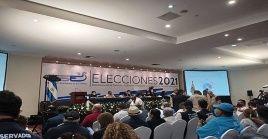 El ingenieropuntualizó que las autoridades electorales cuentan con el apoyo de una empresa local que cuenta con un sistema ante cualquier amenaza de hackeo de conteo.