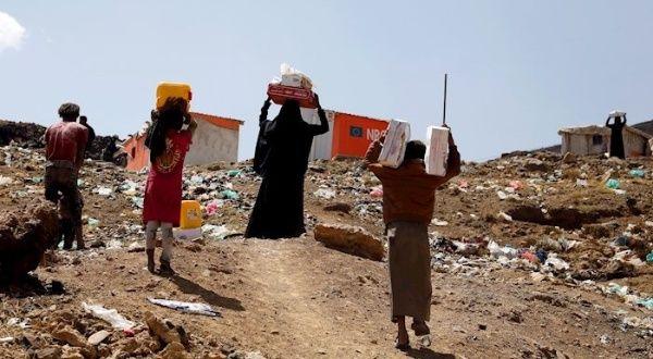 ONU busca dinero para atacar la hambruna en Yemen