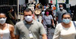 Venezuela roza los 140.000 casos de coronavirus, al sumar un total de 139.934 contagios confirmados desde el comienzo de la pandemia.